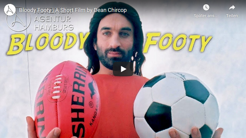 Bloody Footy / Director: Dean Chircop / Short film 11MM 2006