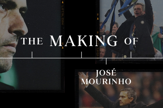 The Making Of (Episoden 1-3 Mourinho)