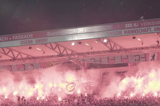 """Welcome to Berlin Motherf*cker!"" 