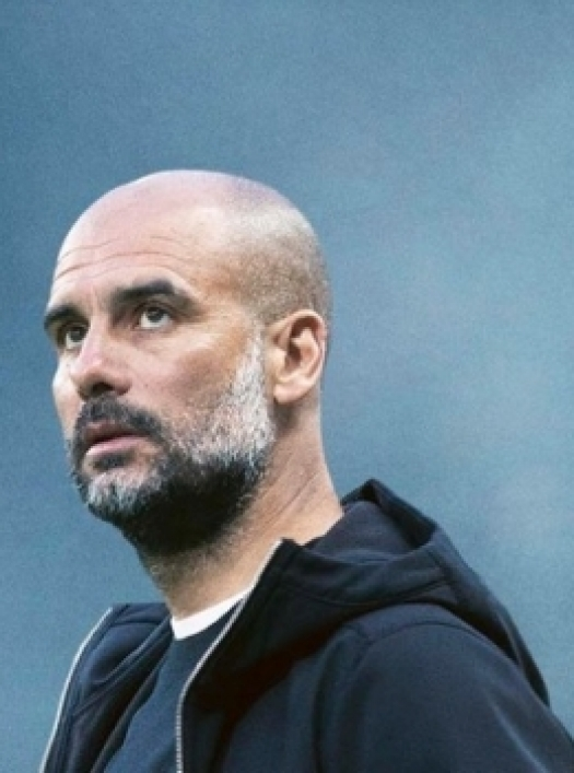 All or nothing, Pep Guardiola